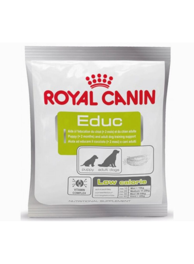 Snack Educ cane Royal canin 50 gr