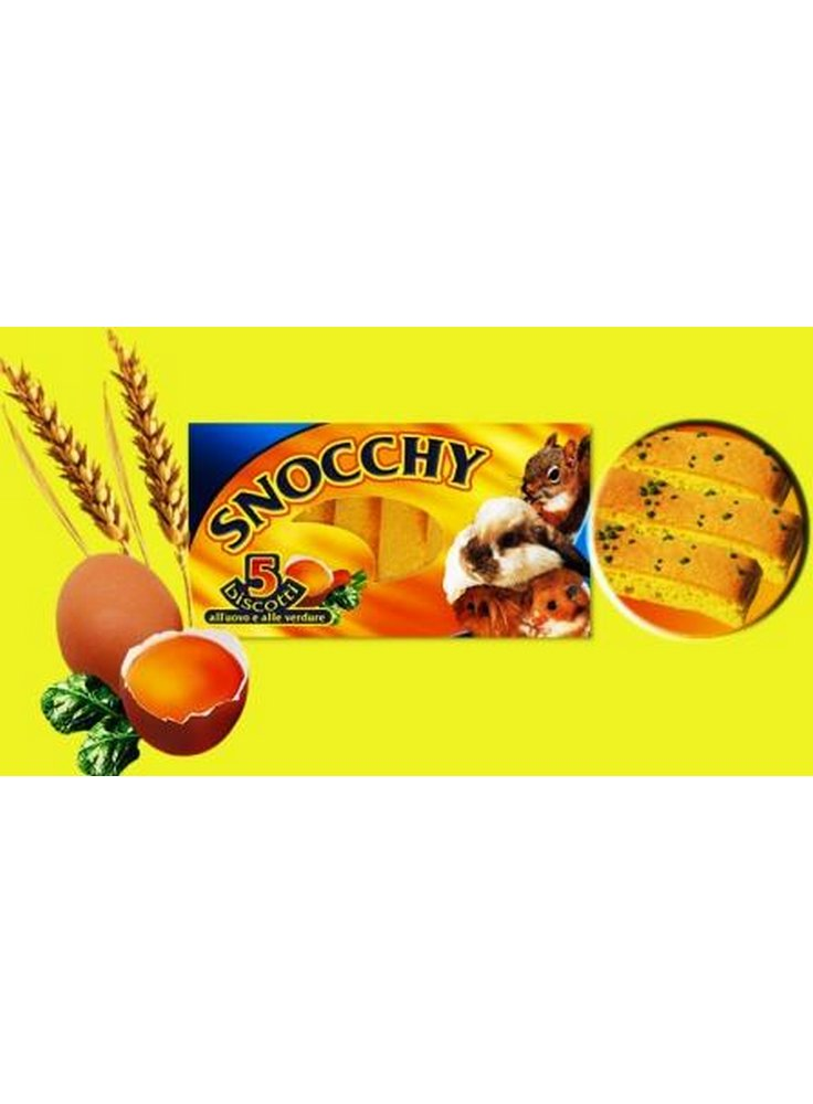 All pet Snocchy biscotti per roditori pz 5