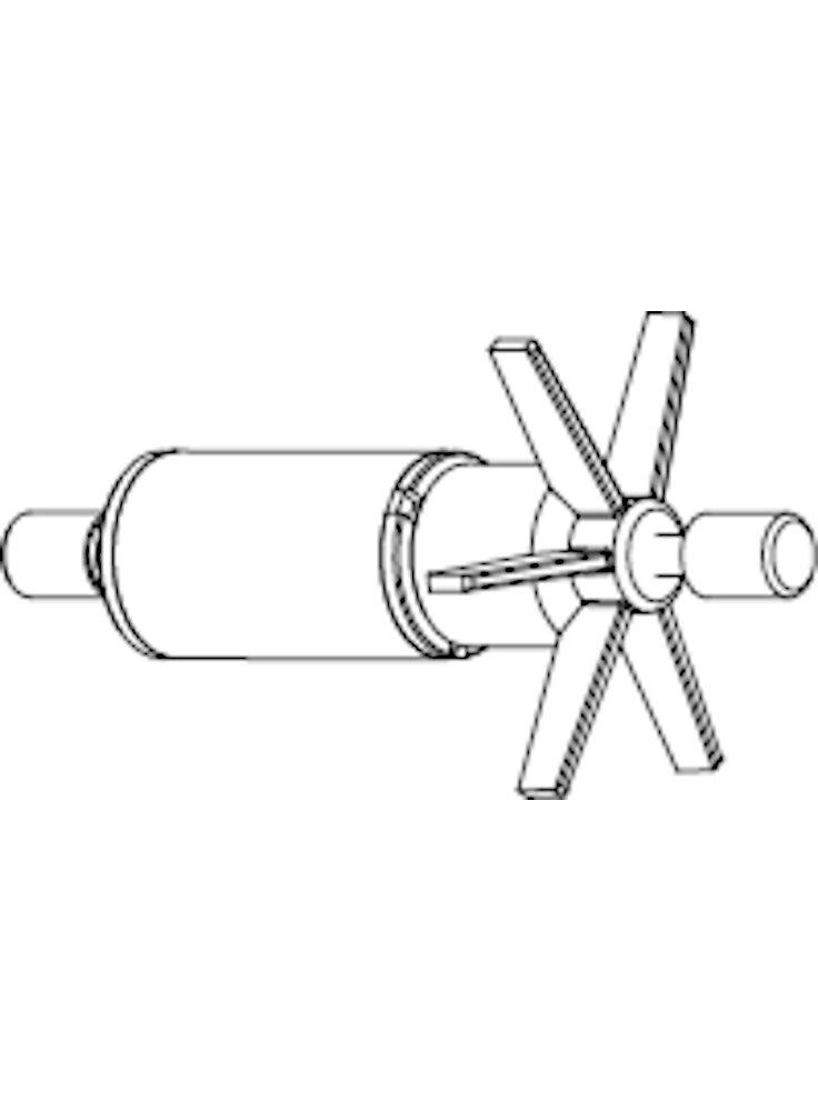 syncra-0-5-rotore-con-alberino-in-acciaio-e-gommini