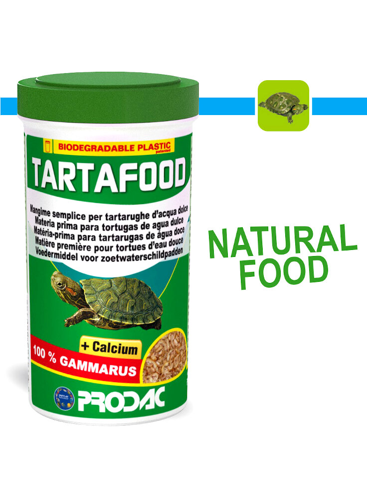 Prodac Tartafood Mangime per Tartarughe d'acqua dolce