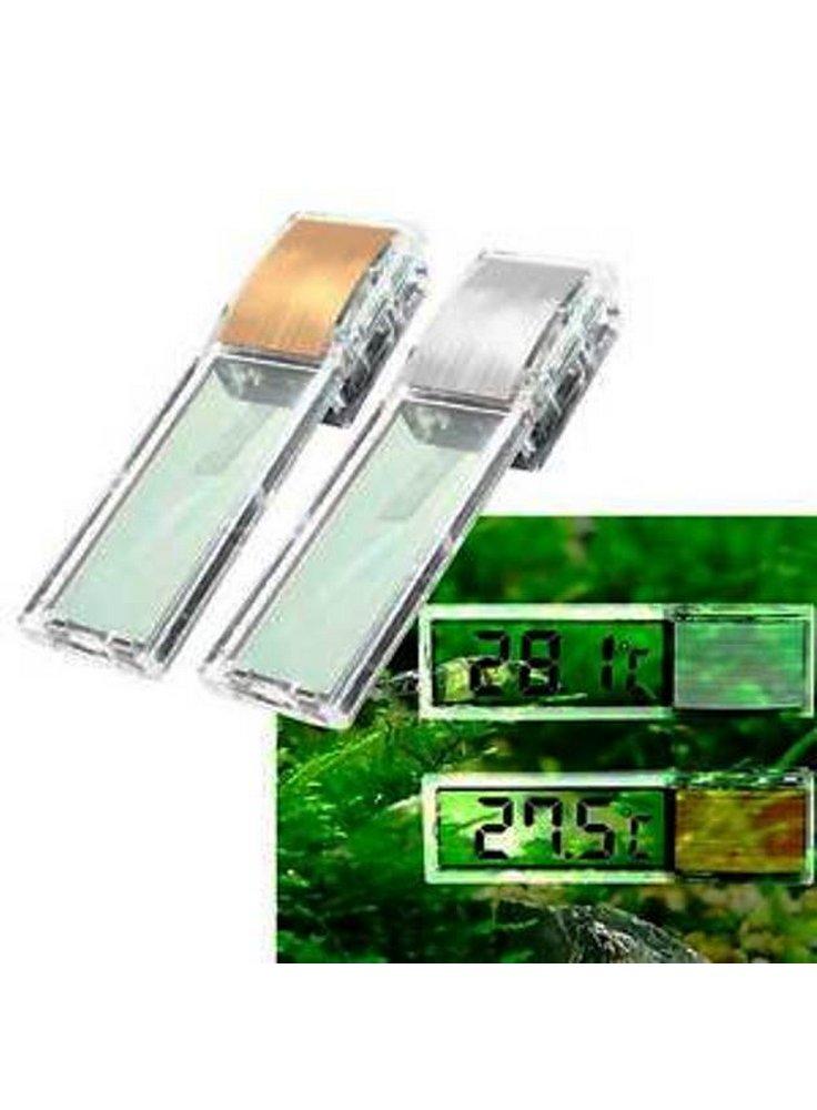 Termometro Per Acquario Digitale Petingros 7 16 Controllo temperatura e salinità in acquario. termometro trasparente per acquario yk 50