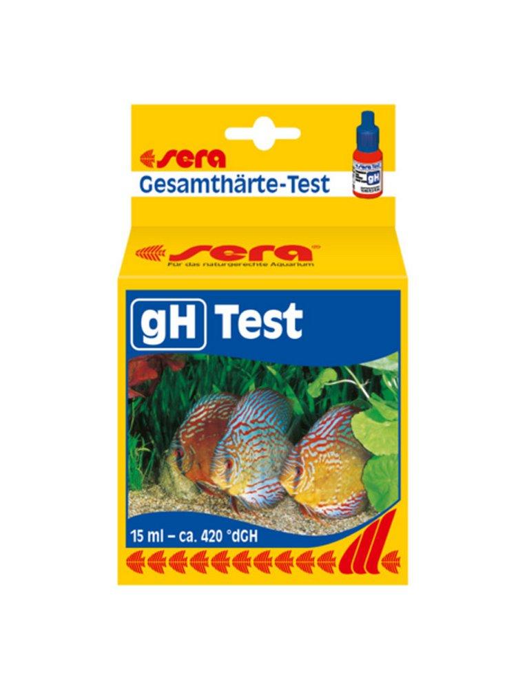 Sera Test a Reagente GH (Durezza Totale)