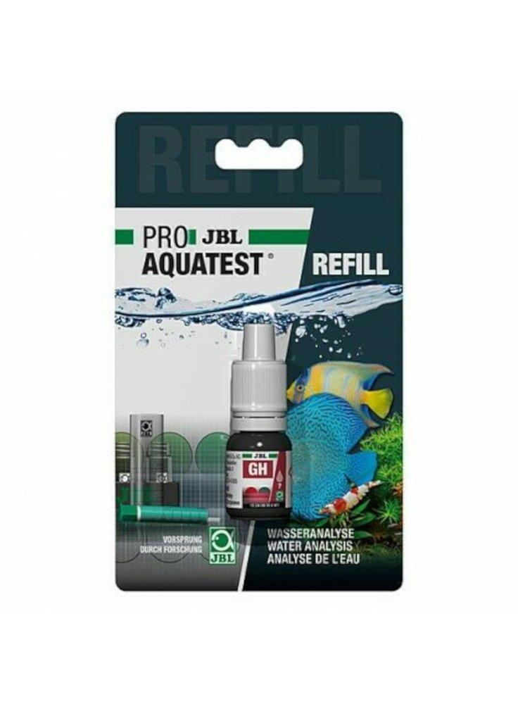 JBL Refil GH ricarica per test durezza acqua in acquario .