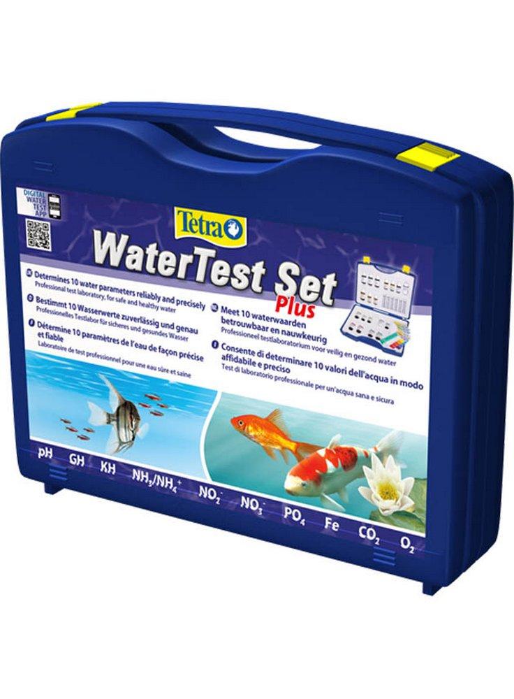 Tetra Water Test Set plus valigetta multi test per acqua dolce