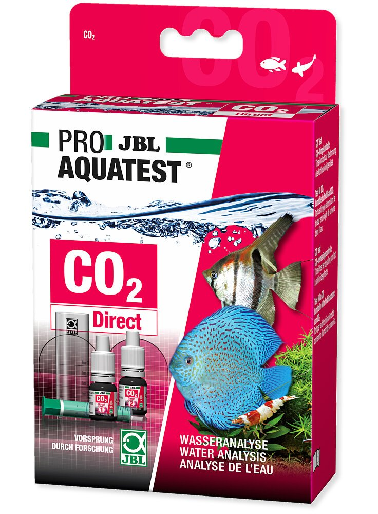 JBL Test Set CO2 immediato