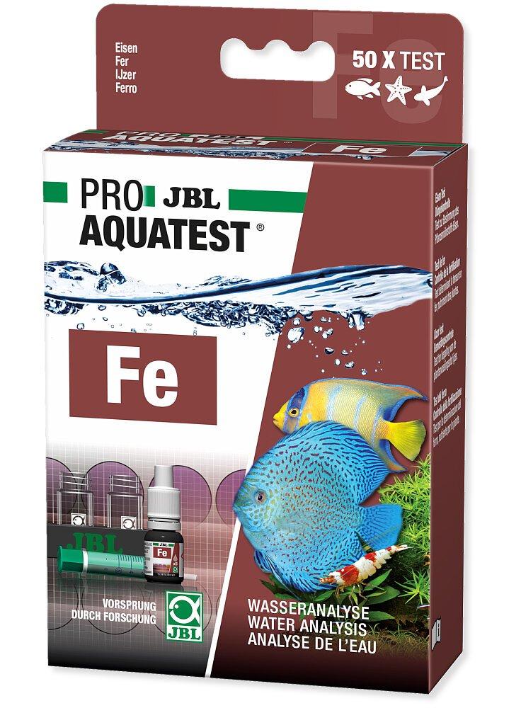 JBL Proaqua test Fe Ferro