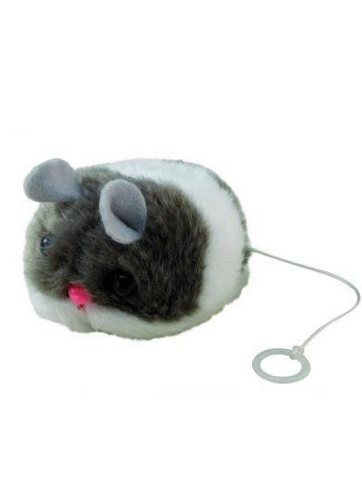 Gioco per gatti topolino con molla pa 5006