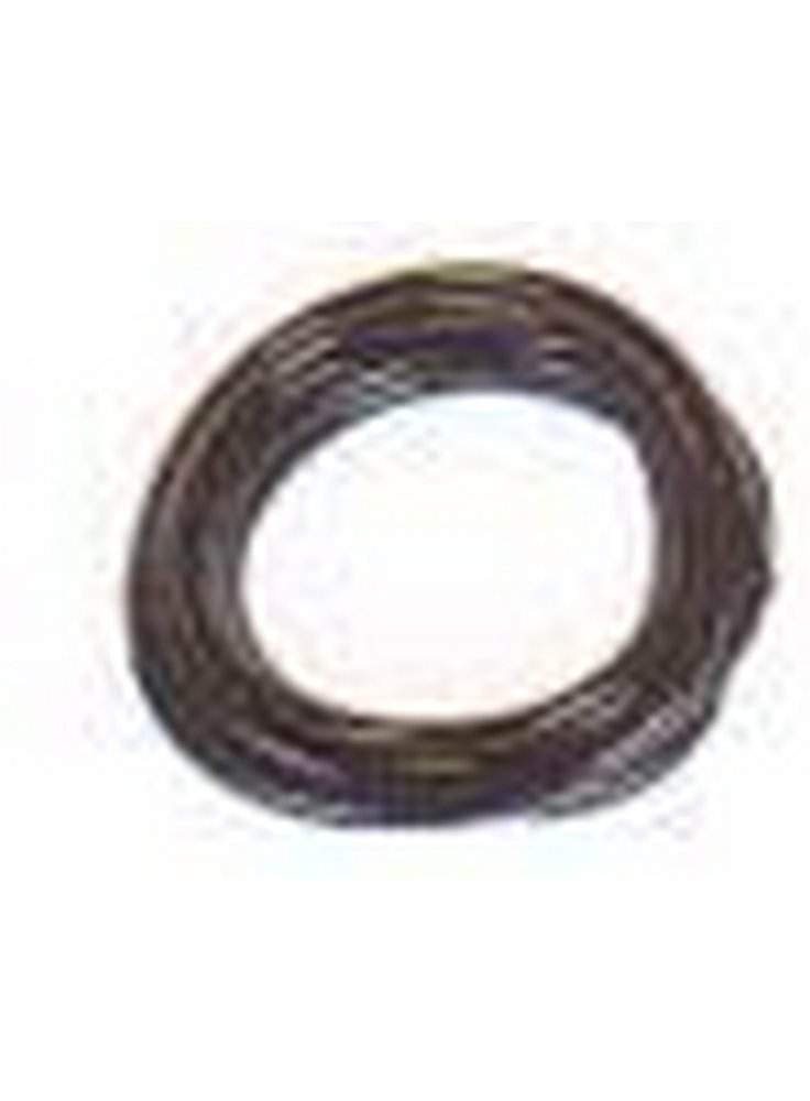 tubo poliuretanico nero per co2 mt 2,5