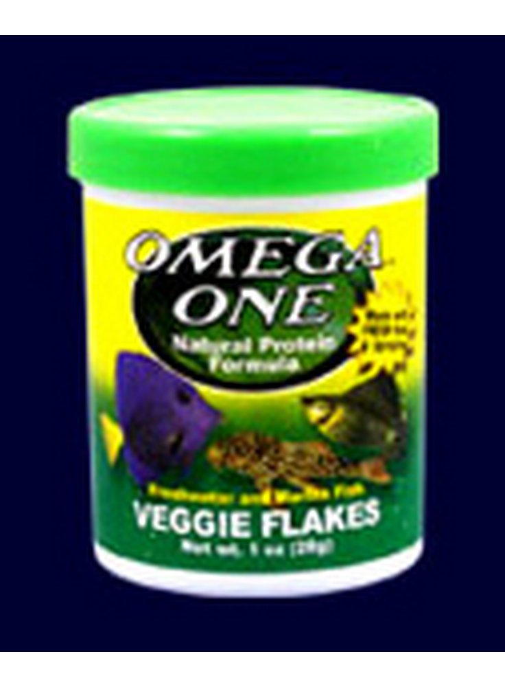 Omega one veggie flakes 300ml