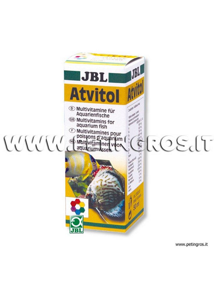 JBL Atvitol 50 ml multivitaminico in emulsione con aminoacidi essenziali