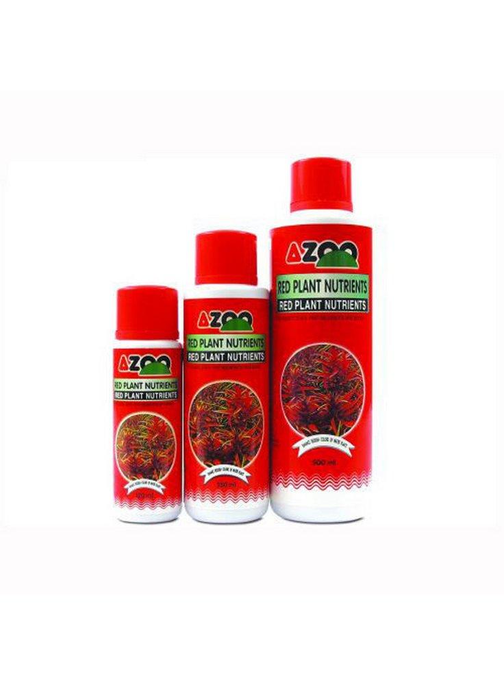 Fertilizzante red Plant Nutrients per piante rosse acquario
