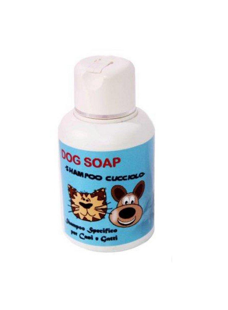 Shampoo per cani e gatti dog soap cuccioli o pelo delicato