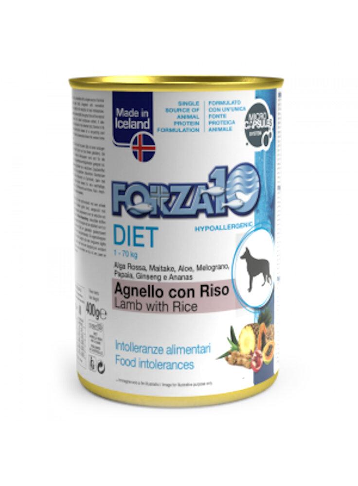 Forza10 cane Diet patè g 400