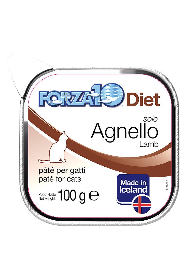 Forza10 Gatto Solo Diet gr 100