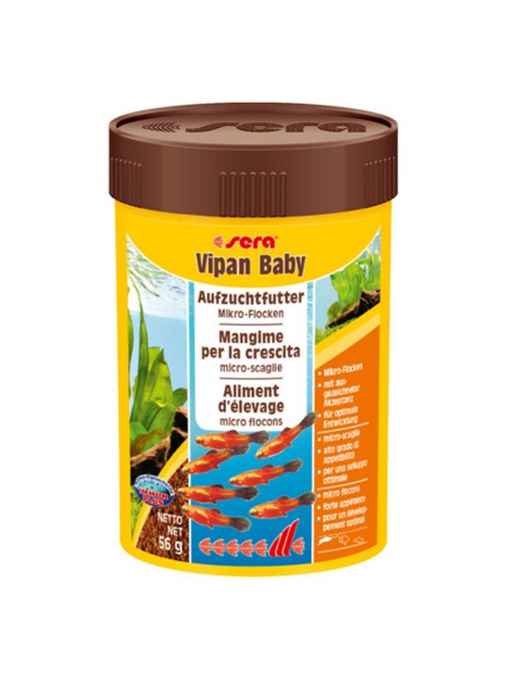 Sera Vipan Baby mangime per avanotti (50/100 ml)