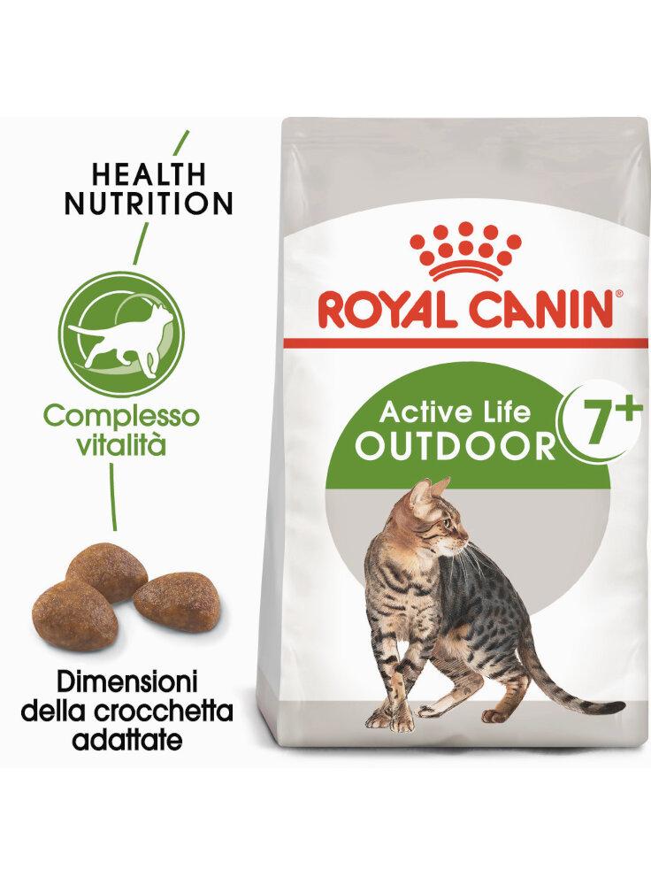 Active Life Outdoor 7+ gatto Royal Canin