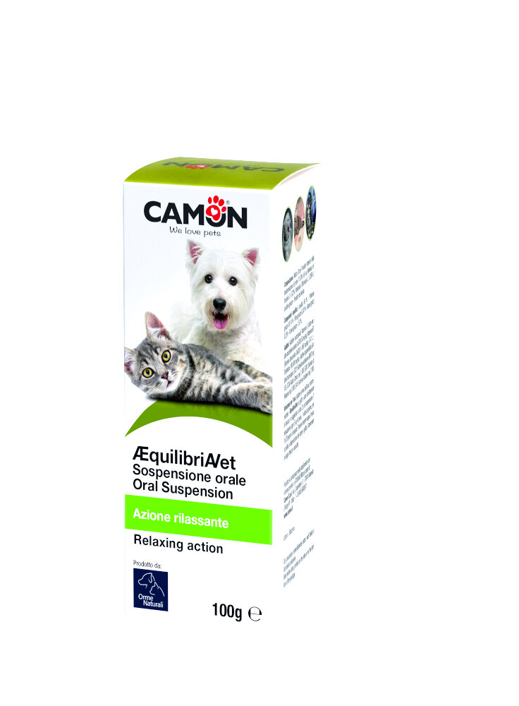 Camon aequilibriavet alimento complementare cani gatti 100g