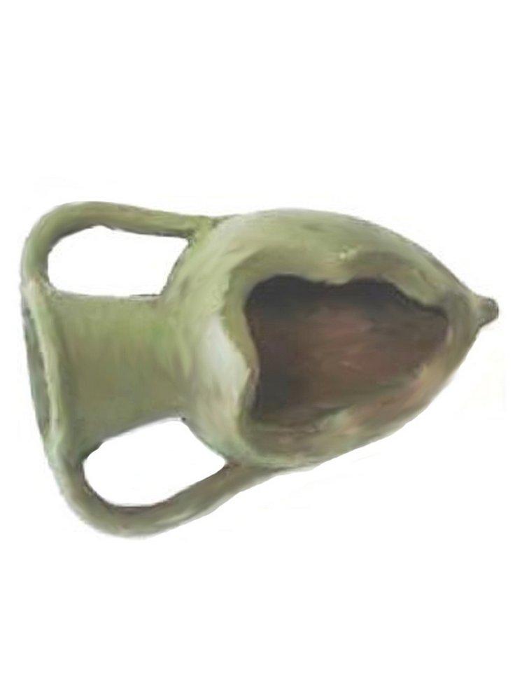 Anfora terracotta cm 20 HT-1389