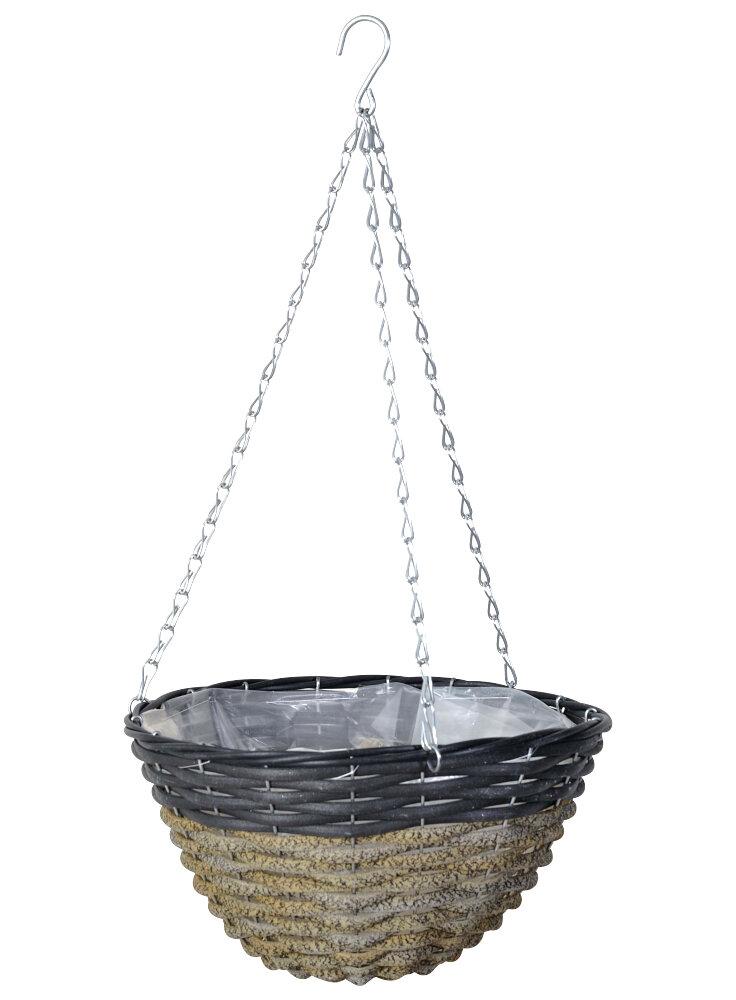 basket-naturale-grigio-cm-30