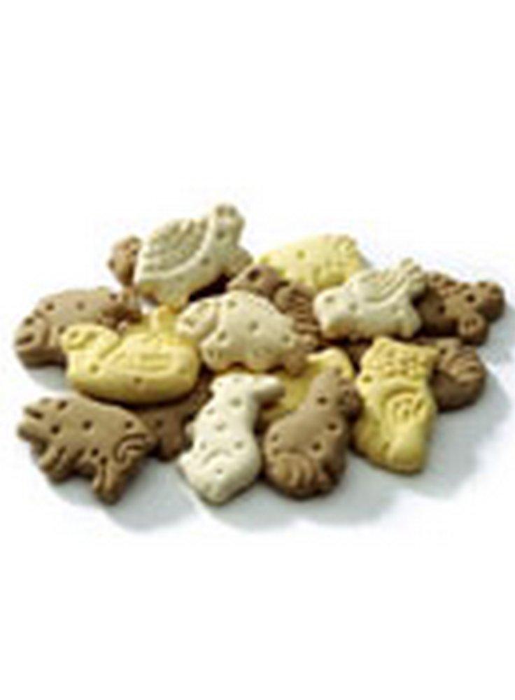 Biscotti animaletti o ossicini 300 g circa omaggio con 50 euro di spesa