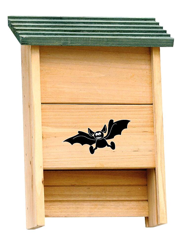 Casetta per pipistrelli cm 9x23x h33