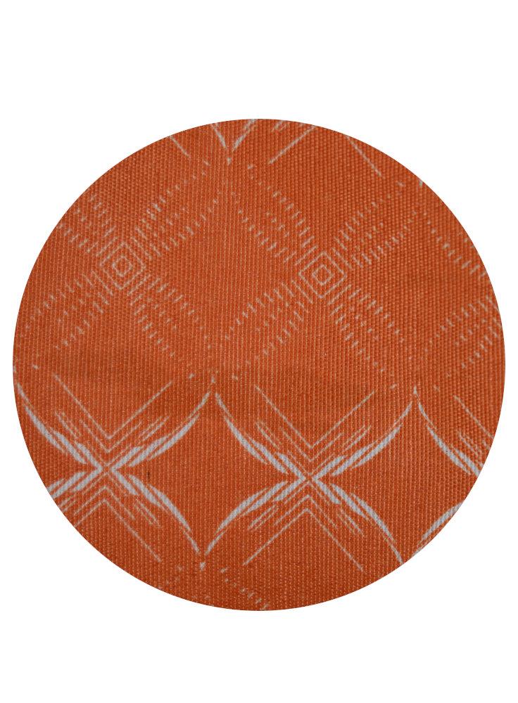 Cuscino fabotex 100x70x15h arancio