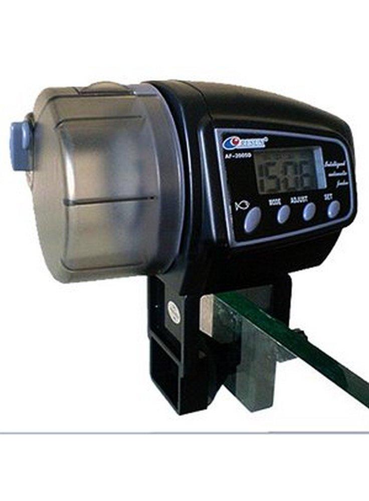 Mangiatoia automatica Haquoss AF-2005D Professional per grandi acquari e laghetti
