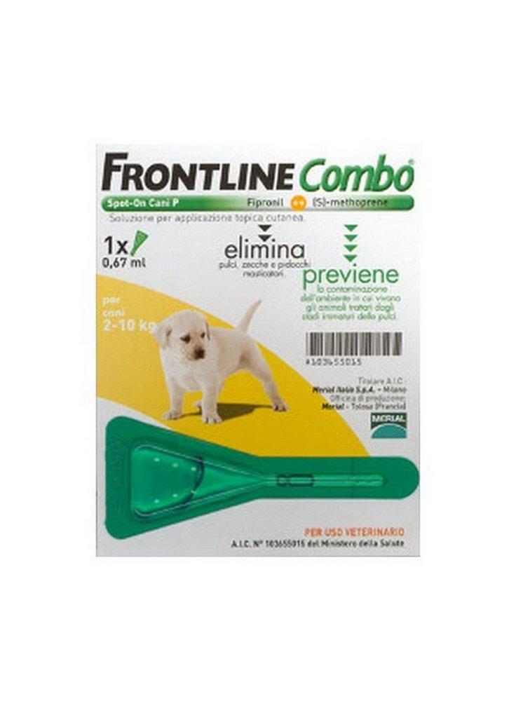 Frontline combo Cuccioli