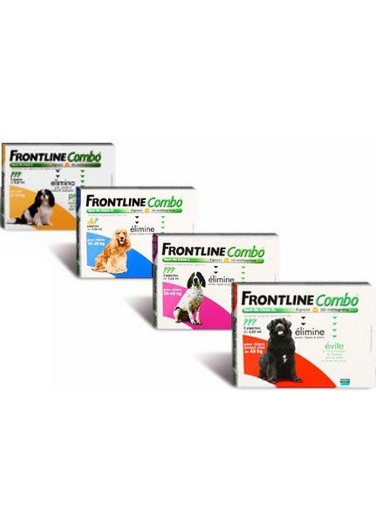 Frontline combo Cani