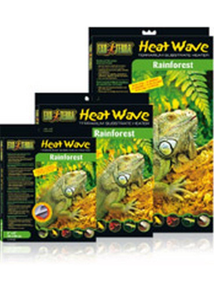 Exoterra heat wave tappeto riscaldante per foresta tropicale