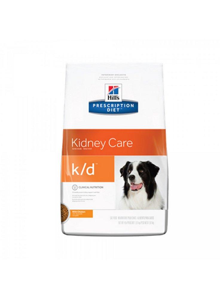 Hill's canine K/D dieta per cani con insufficenza renale 2 5 12kg 370gr umido