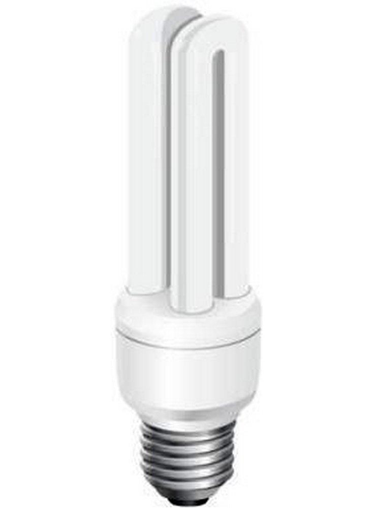 Lampada energy saving Icewhite bianca 12.000 k attacco E27