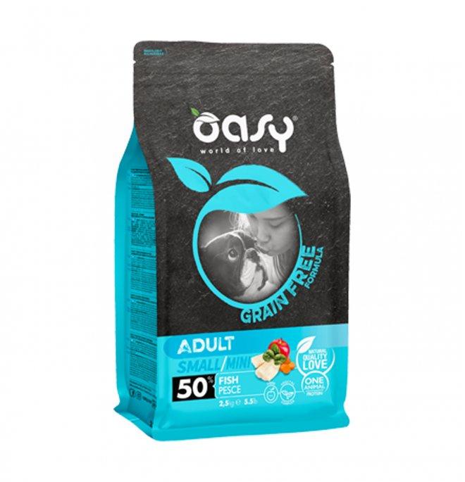 Oasy Grain Free Adult small mini