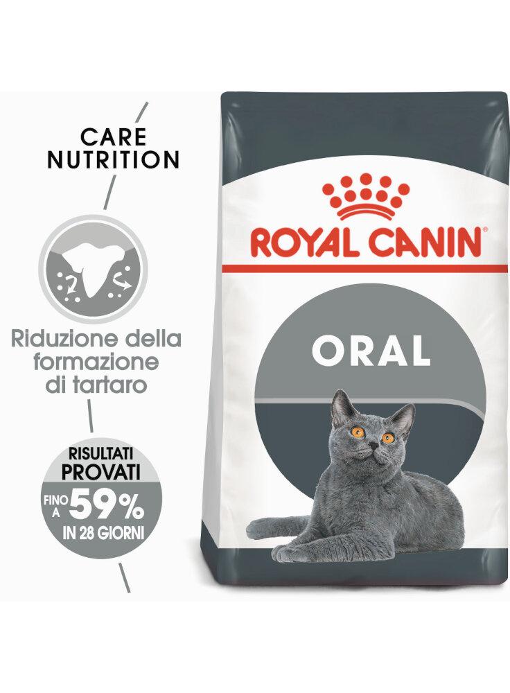 Oral Care gatto Royal Canin