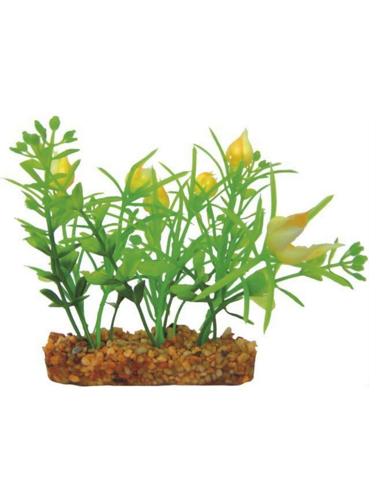 Pianta decorativa per acquario con base phytos 34 cm 10