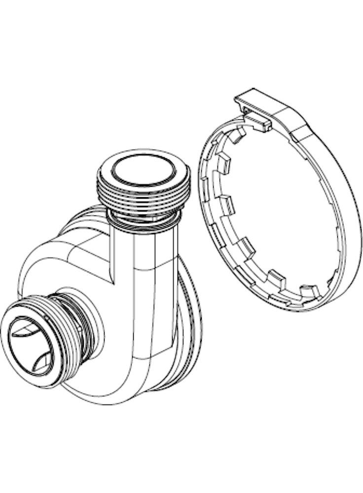 psk-adv-sdc-2600-precamera-trasparente-anello-chiusura