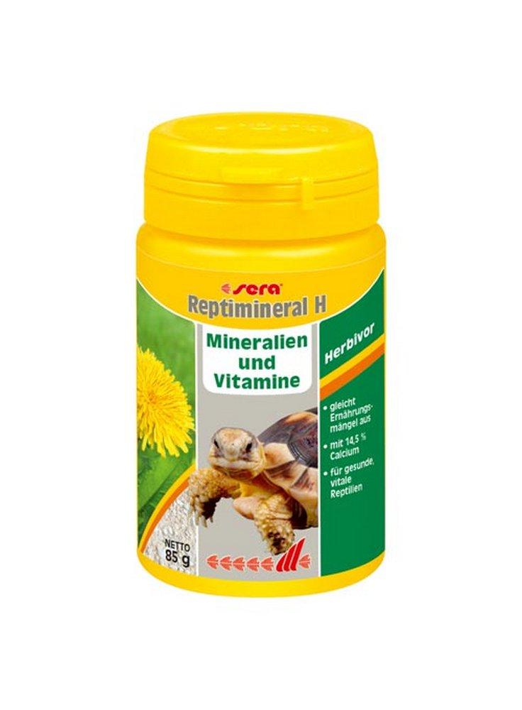 REPTIMINERAL H 100 ml calcio e D3 per rettili erbivori