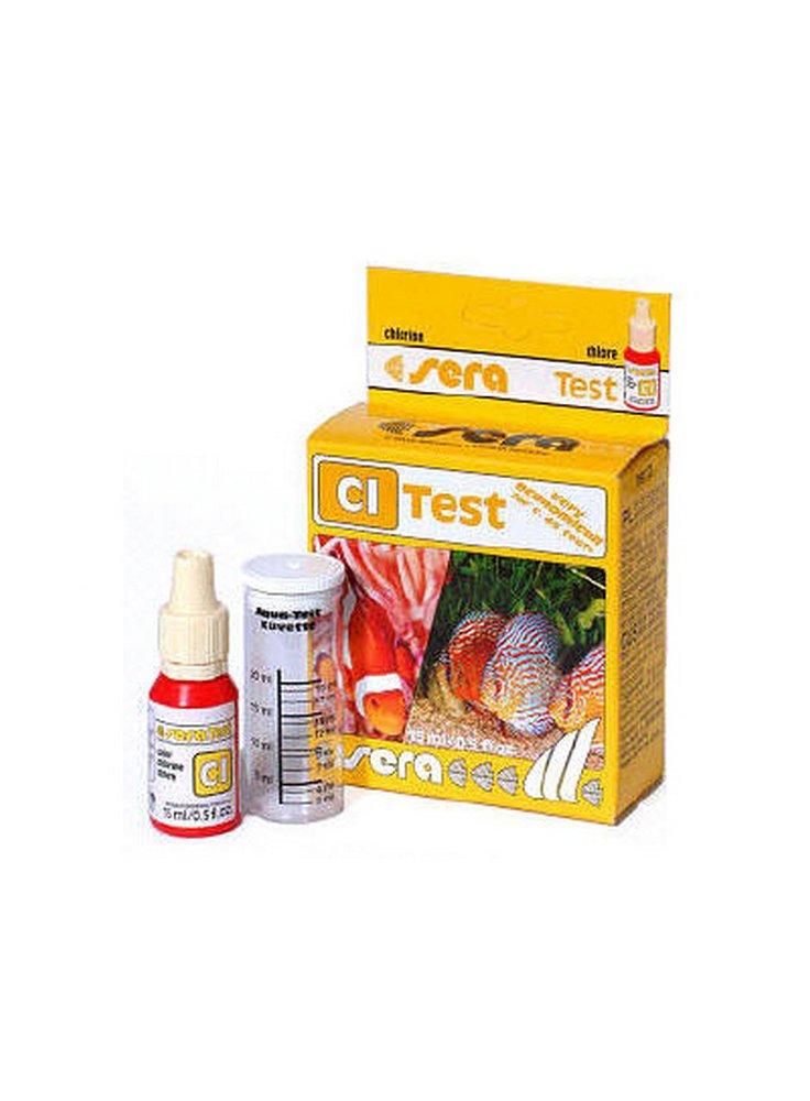Sera Test a Reagente CL (Cloro)