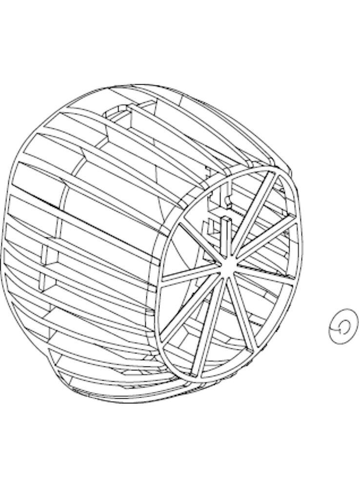 xstream-griglia-o-ring