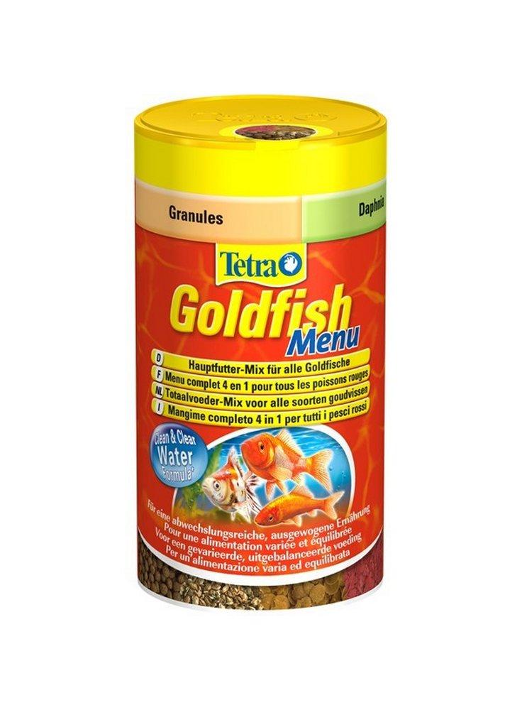 Tetra goldfish menu' ml 250