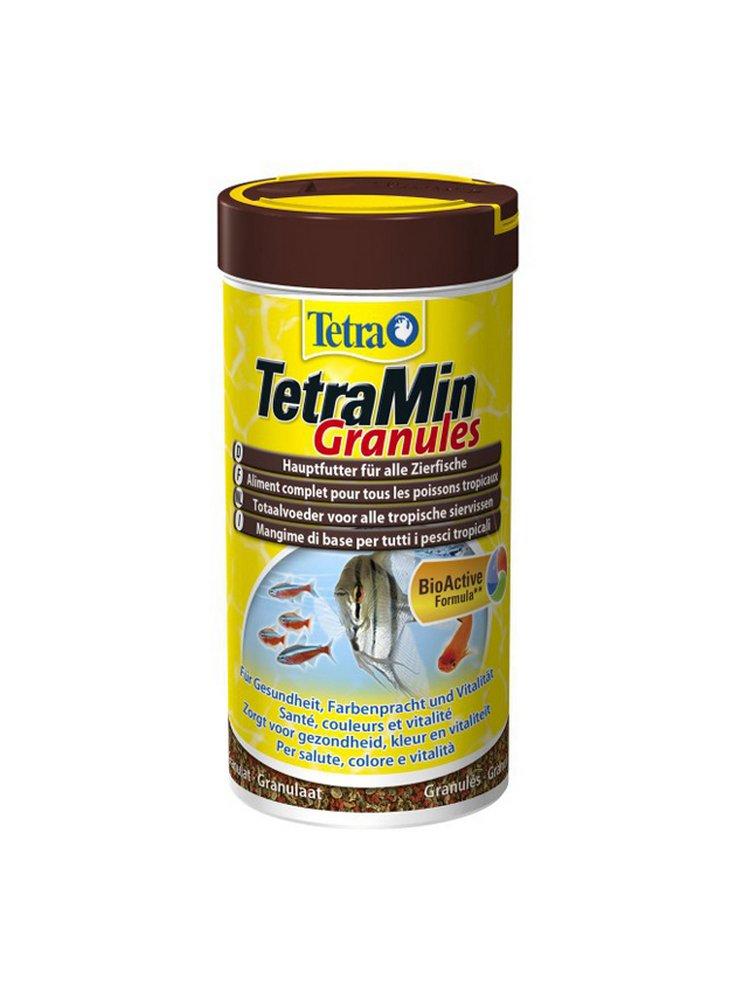 Tetramin granules 250 500 1Lt 10 lt