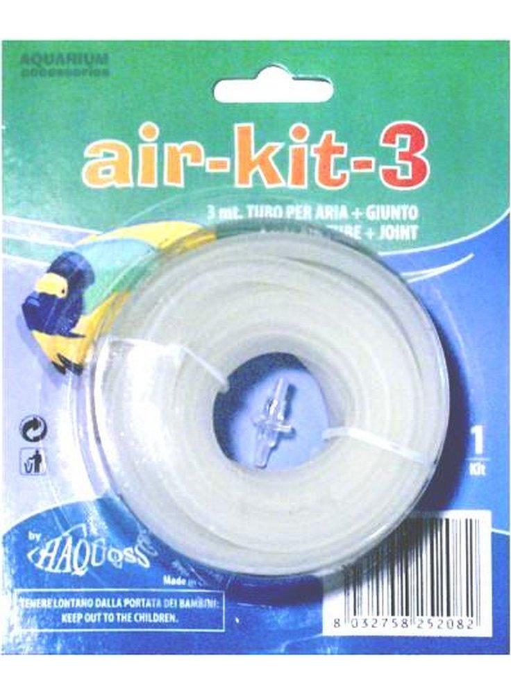 kit aria 3-tubo aeratore haquoss