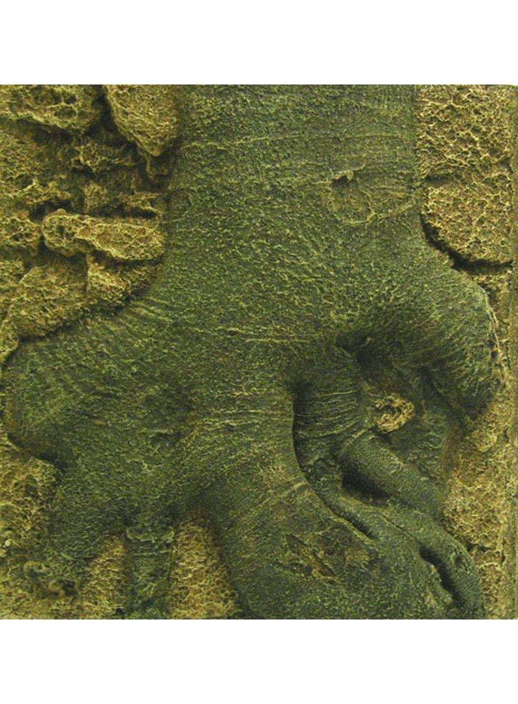 Hasse Sfondo tridimensionale acquario Wood cm 45x45