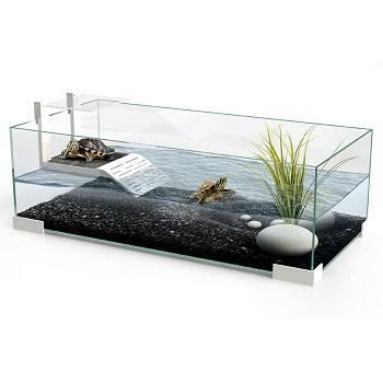Acquario tartarughe vendita on line for Acquario esterno per tartarughe
