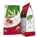n&d Farmina Crocchette dog grain free medium pollo e melograno 12 kg