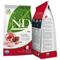 n&d Farmina Crocchette maxi puppy grain free pollo e melograno 12kg