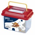 FERPLAST ACQUARIO GEO CON COPERCHIO MEDIUM cm 23x15x16,6h 2,5lt