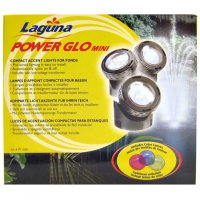Faretti alogeni per laghetto Laguna Power Glo Mini Pond