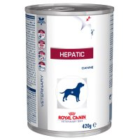 Hepatic umido cane Royal Canin  420gr