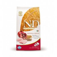n&d Farmina Crocchette dog adult Ancestral maxi pollo e melograno 12kg